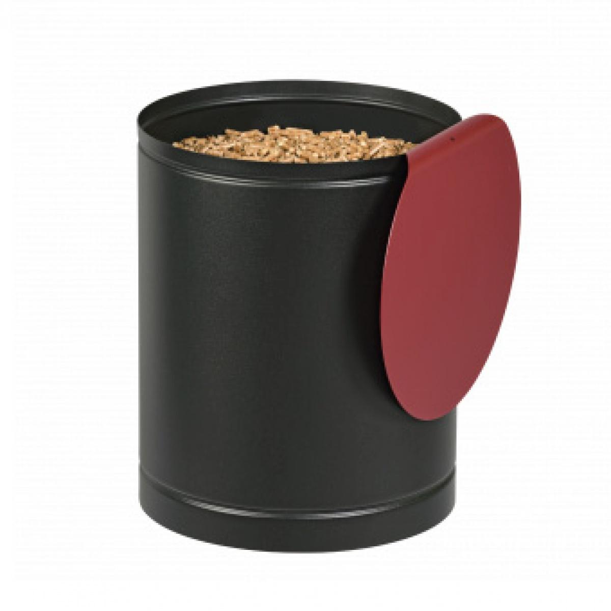 Corbeille pour pellets/granulés