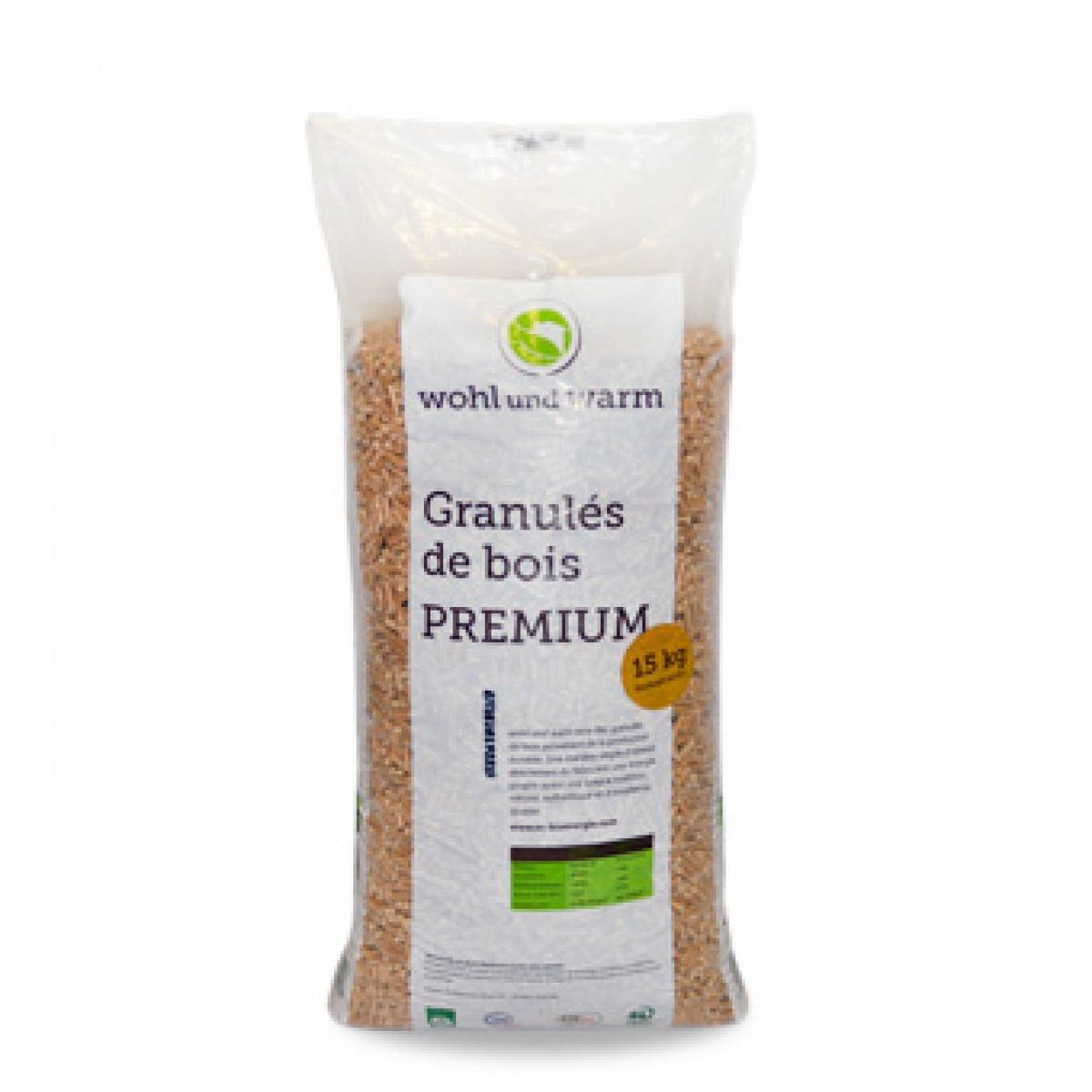 Vente de granulés pellet
